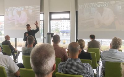 1. Aktionstag innovatives Handwerk – Digitale Technologien für das Handwerk!