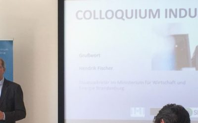 """5. CIIT """"Colloquium Industrielle IT"""" in Wildau bei der Johann A. Meyer GmbH am 24.05.2018"""