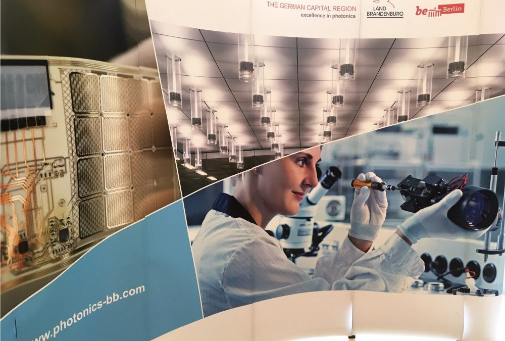 "Besuch des Workshops ""Photonics in BioMed-on-a-Chip"" in Berlin am 17.05.2018"
