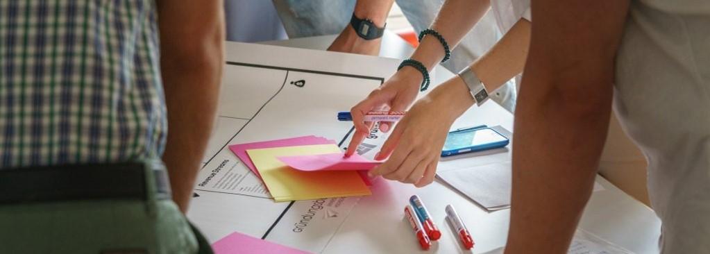 Lernen Sie das Team des Innovation Hub 13 kennen