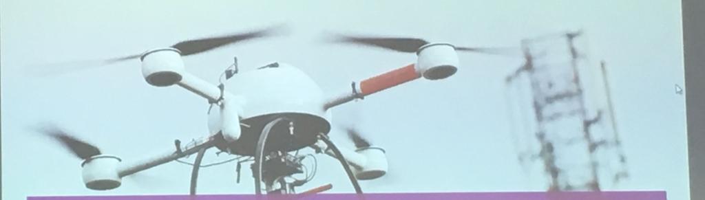 Drohnen und Digitalisierung auf der 2. Internationalen CURPAS Jahrestagung