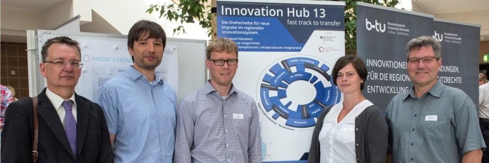Besuch der IBID am BTU Campus Senftenberg