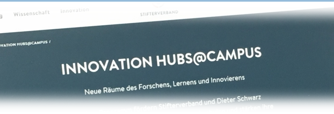TH Wildau ist Mitglied im Innovation Club des Stifterverbands