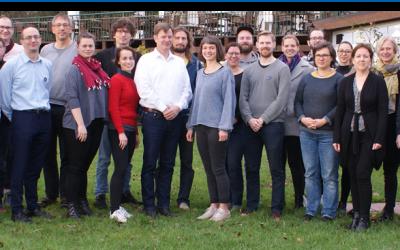 Dritter erfolgreicher Teamworkshop beim Innovation Hub 13!