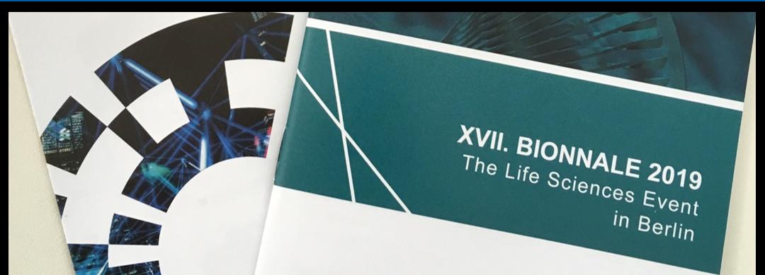 Innovation Hub 13 auf der XVII. BIONNALE 2019