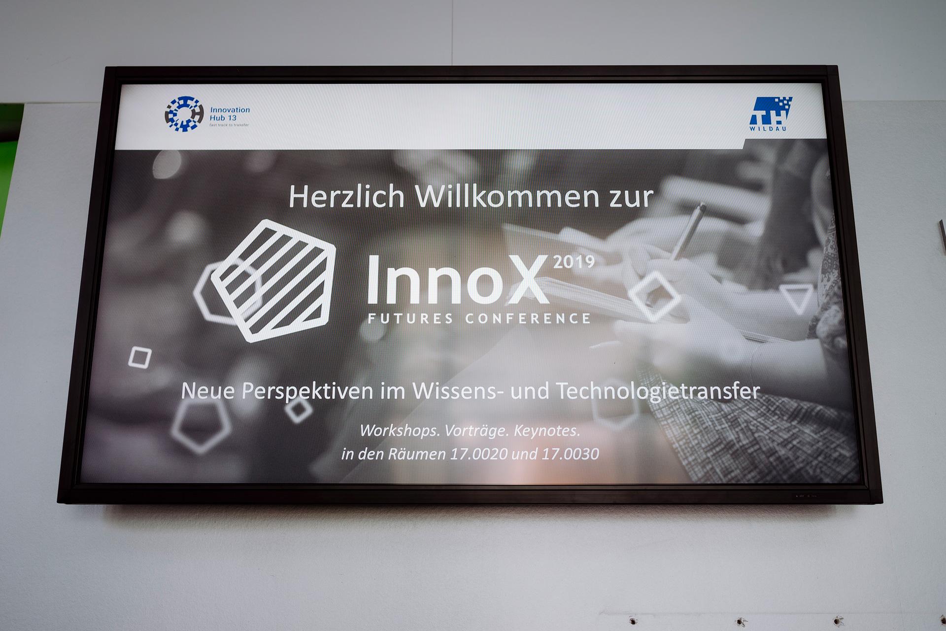 Screen auf der InnoX2019