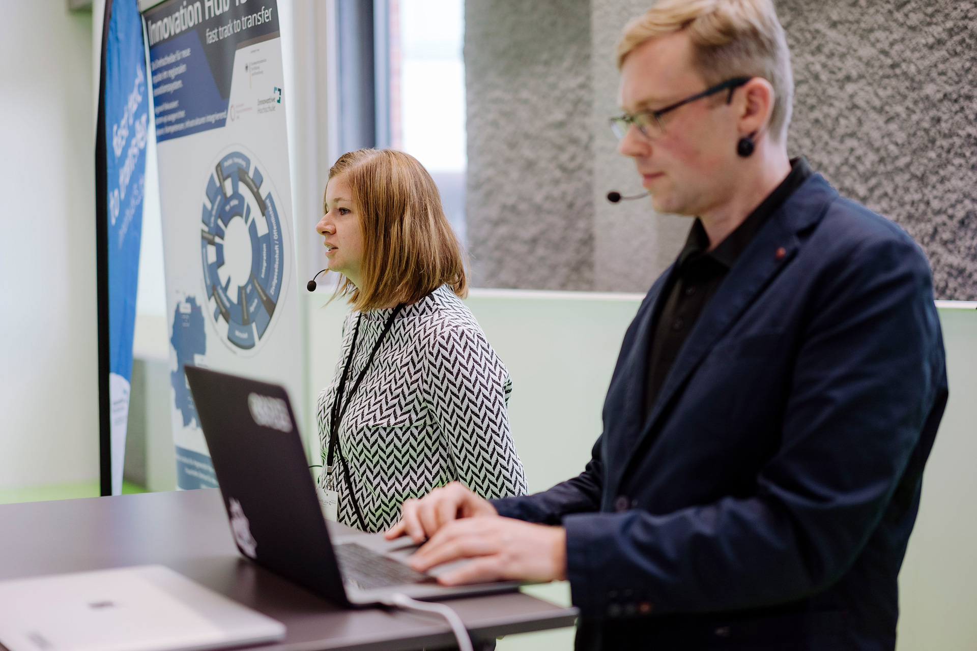 """Circular Innovation Framework"" Prof. Dr. Florian Grote und Eva-Maria Lindig,  CODE University of Applied Sciences"