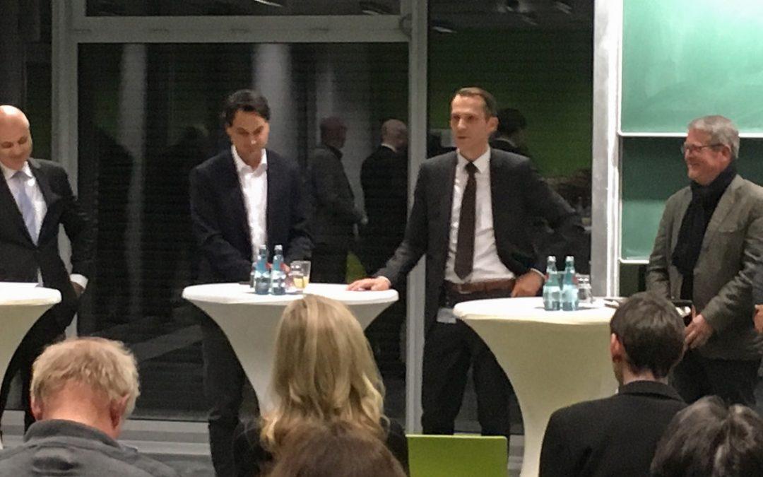 Forum Mittelstand LDS 2018 – Digitalisierung – Wie fit ist Ihr Unternehmen?