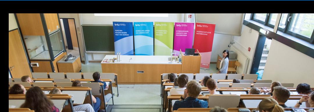 Naturwissenschaftstag in der Lausitz