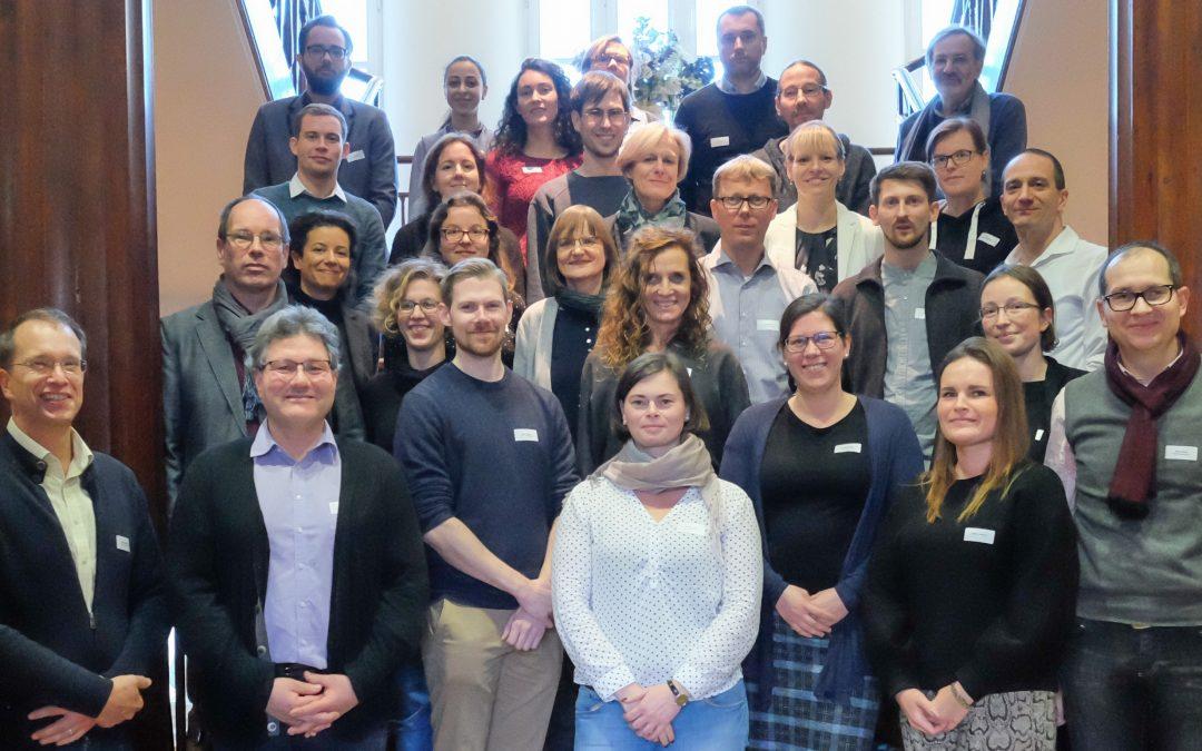 Erfolgreicher erster Innovation Hub 13 Teamworkshop!