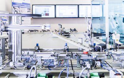 Testfeld Cyberphysische Produktionssysteme